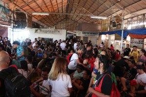 San Remigio - Hagnaya - Passengers Port Waiting Area