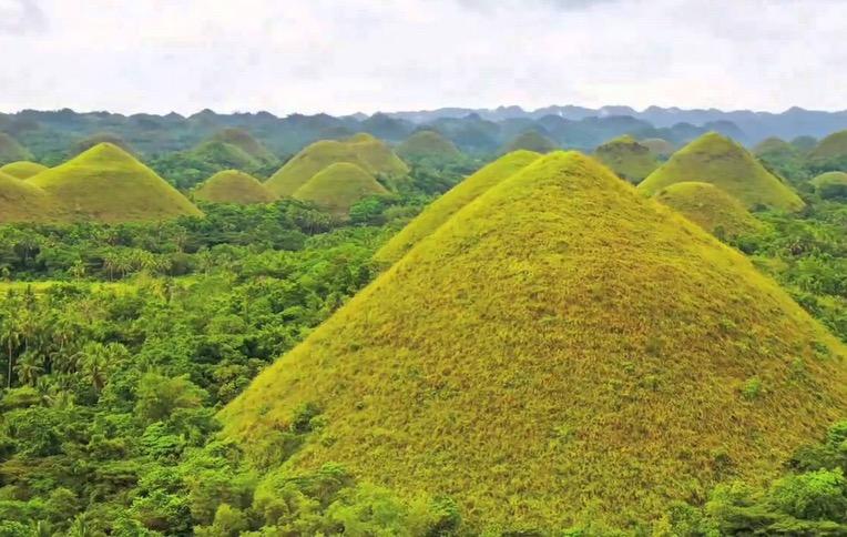 Bohol Countrysite Tour