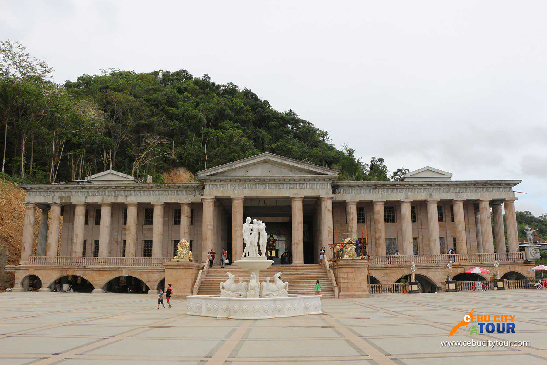 Cebu Temple of Leah