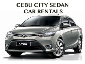 Cebu City Sedan Car Rental