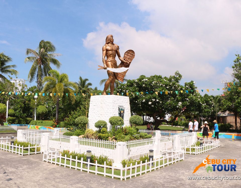 Mactan Shrine - Lapu Lapu Shrine
