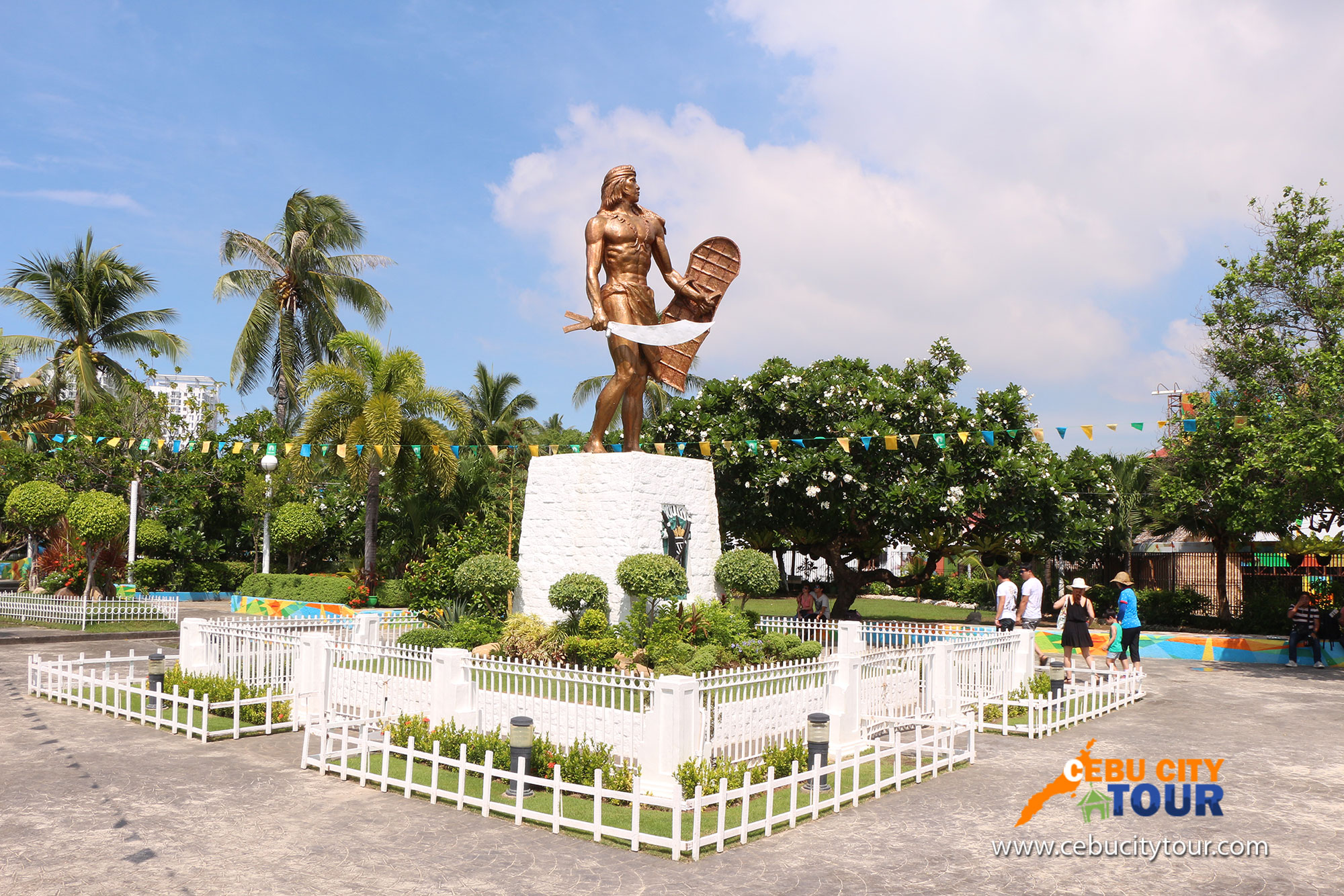 Mactan Shrine Lapu Lapu on Us History Exploration