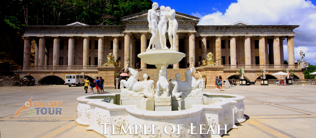 Cebu Temple of Leah HD