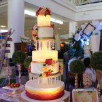 Lighted Cake Design