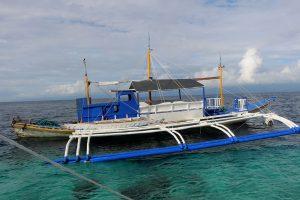 Moalboal Boat Rental