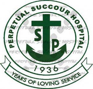 Perpetual succour hospital logo