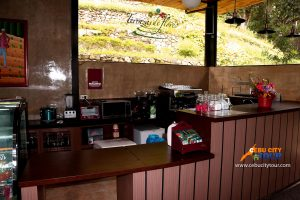 Terrazas De Flores Busay Coffee Shop