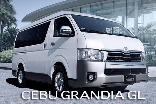 Cebu Gradia GL 2016 Model