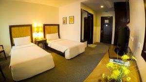 Cebu Citi Park Hotel Deluxe Twin