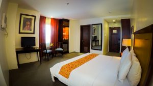 Cebu Citi Park Hotel Deluxe Matrimonial