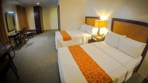 Cebu Citi Park Hotel Family Suite