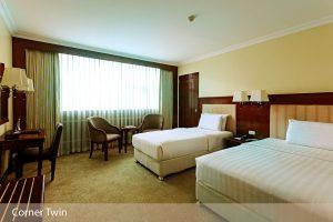 Cebu Parklane Corner Room