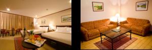 Rajah Park Hotel Suite
