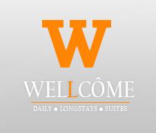 Wellcome Hotel Logo