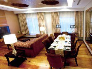 Elizabeth Hotel Penthouse