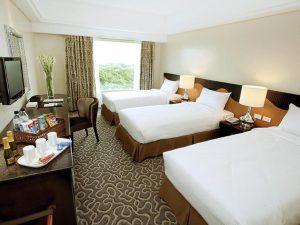 Elizabeth Hotel Triple Room