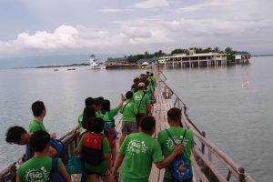 fkc company tour in Cebu
