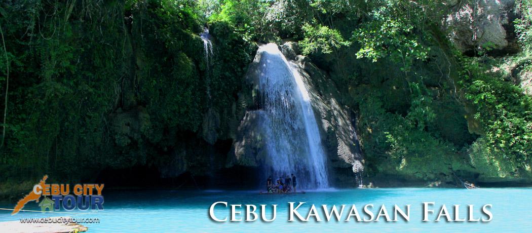 Cebu Kawasan Falls