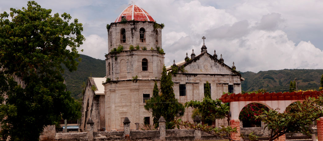 Cebu Oslob Church
