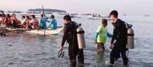 Oslob Whaleshark Dive