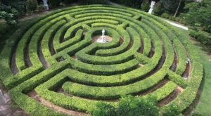 Labyrinth in Toledo