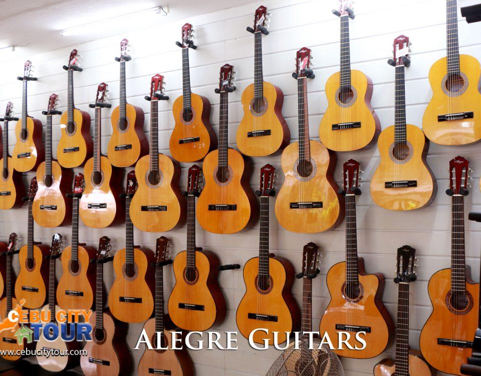 Mactan Alegre Guitar