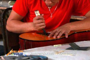 Mactan Guitars Hand Made