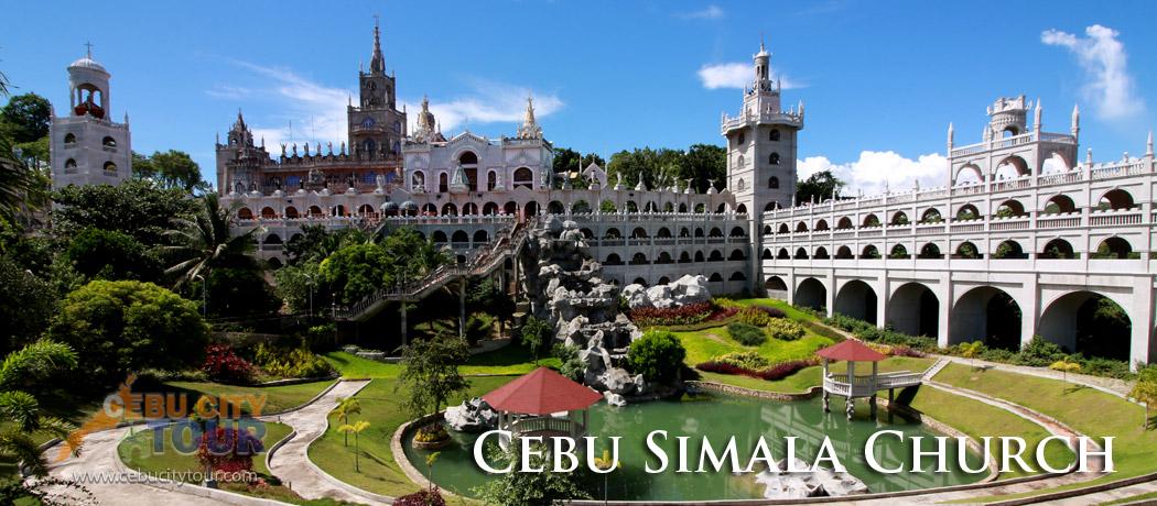 Cebu-Simala-Church