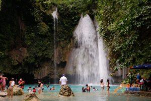 Badian Kawasan Falls