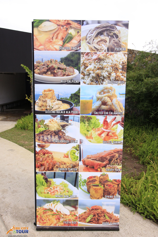 Top Of Cebu Restaurant Cebu City Tour