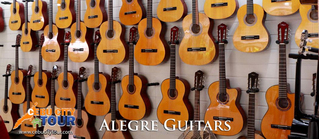Alegre Guitar