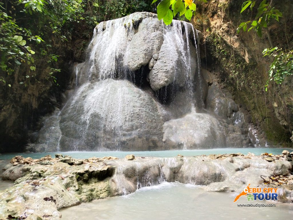 Cebu Aguinid Waterfalls