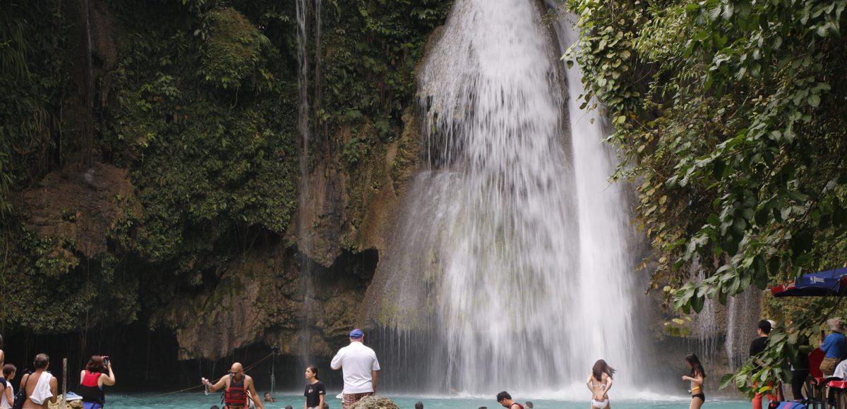 Kawasan Falls 1st Level
