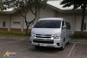 Cebu Van Rental