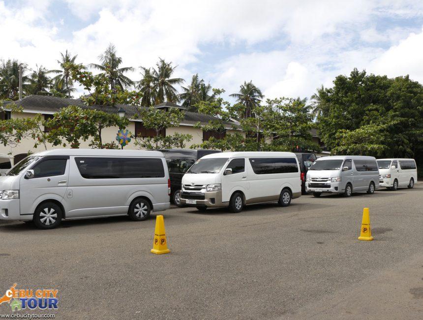 Cebu GL Van Rentals