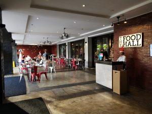 Be Resort Bohol - Food Hall