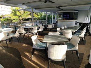 Be Resort Pool Restaurant