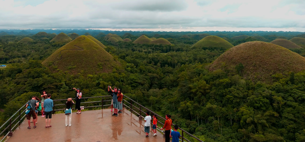 Bohol Chocolate Hills 2020