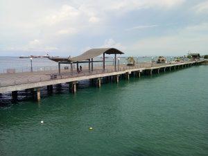 Cebu Naga City Boardwalk
